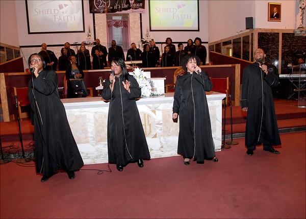 Bishop Jennings 25th Anniversary